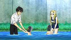 Arakawa Under the Bridge   06   16