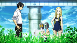 Arakawa Under the Bridge   06   20