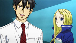 Arakawa Under the Bridge   07   02