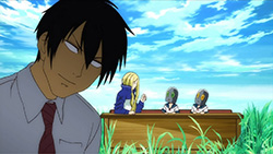 Arakawa Under the Bridge   07   03