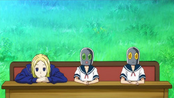 Arakawa Under the Bridge   07   08