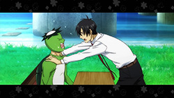Arakawa Under the Bridge   07   09