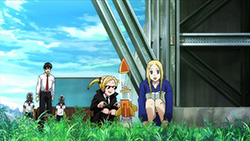 Arakawa Under the Bridge   07   20