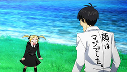 Arakawa Under the Bridge   07   22