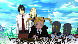 Arakawa Under the Bridge   07   25