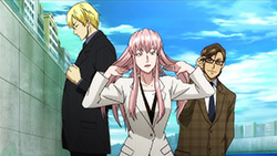 Arakawa Under the Bridge   08   04