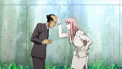 Arakawa Under the Bridge   08   10