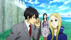 Arakawa Under the Bridge   08   16