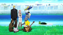 Arakawa Under the Bridge   08   18