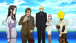 Arakawa Under the Bridge   08   21