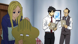 Arakawa Under the Bridge   08   25
