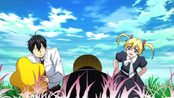 Arakawa Under the Bridge   09   03