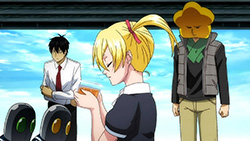 Arakawa Under the Bridge   09   12