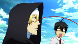 Arakawa Under the Bridge   09   25