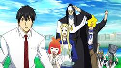 Arakawa Under the Bridge   10   08