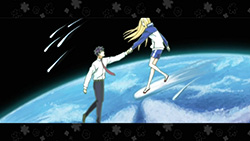 Arakawa Under the Bridge   11   03