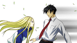 Arakawa Under the Bridge   11   05