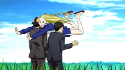 Arakawa Under the Bridge   11   23