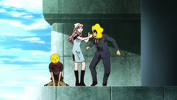 Arakawa Under the Bridge   12   07