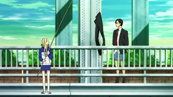 Arakawa Under the Bridge   12   23