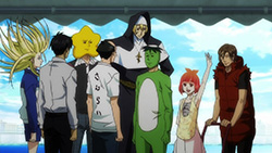 Arakawa Under the Bridge   13   05