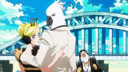 Arakawa Under the Bridge   ED   03