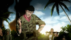 BLACK LAGOON Robertas Blood Trail   01   01