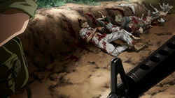 BLACK LAGOON Robertas Blood Trail   01   02