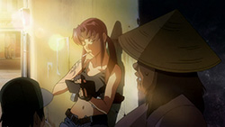 BLACK LAGOON Robertas Blood Trail   01   16