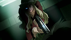 BLACK LAGOON Robertas Blood Trail   01   20