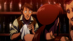 BLACK LAGOON Robertas Blood Trail   01   23