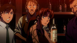 BLACK LAGOON Robertas Blood Trail   01   25