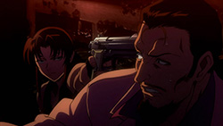 BLACK LAGOON Robertas Blood Trail   01   29