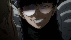 BLACK LAGOON Robertas Blood Trail   01   37