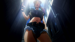 BLACK LAGOON Robertas Blood Trail   OP   03