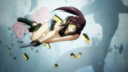 BLACK LAGOON Robertas Blood Trail   OP   04