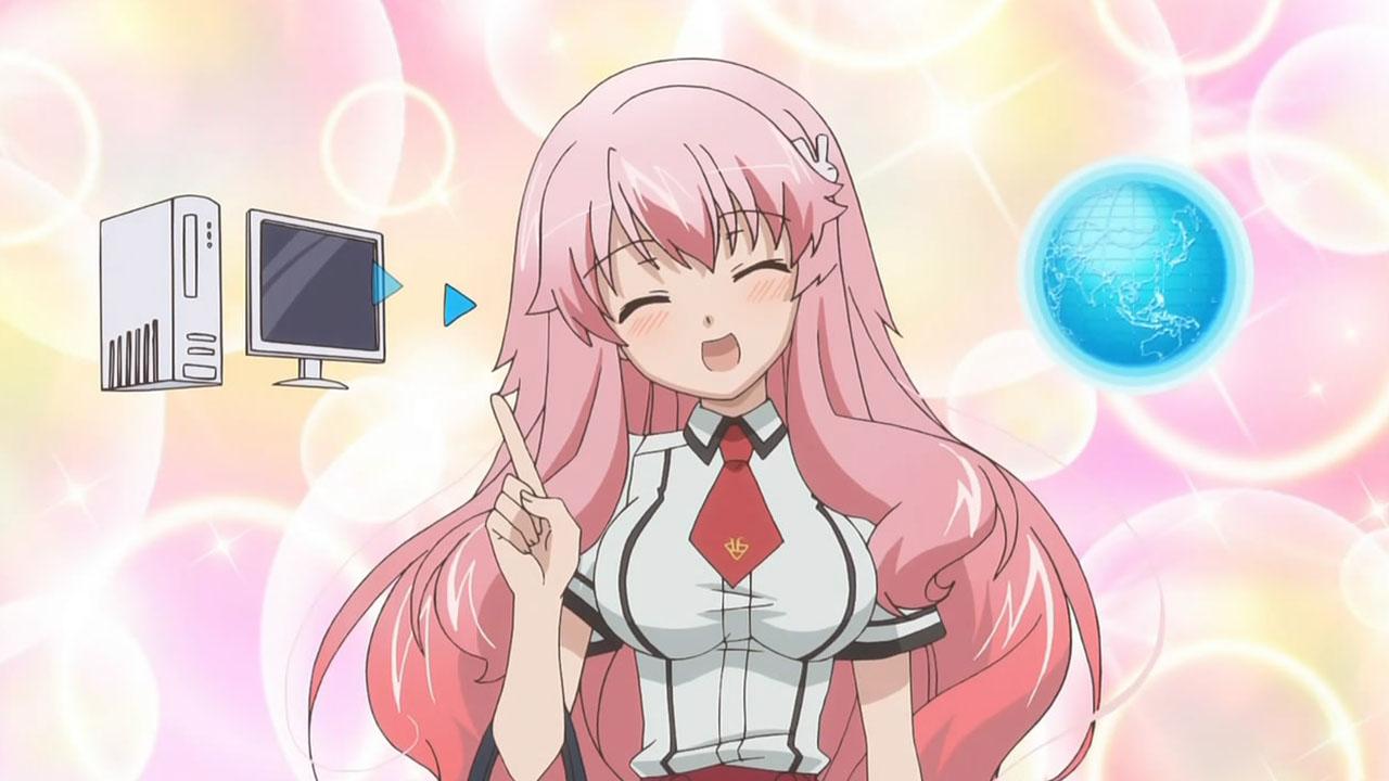 Baka to Test to Shoukanjuu Ni! - 06 - Random Curiosity