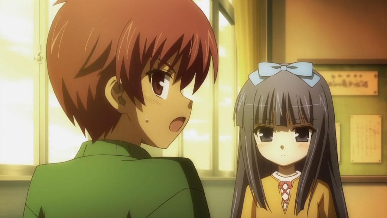 Image result for baka to test yuuji backstory