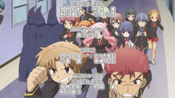Baka to Test to Shoukanjuu Ni   ED4   03