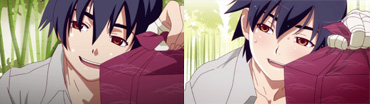 Bakemonogatari   09   Comparison 02