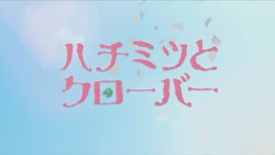 Best Anime 2005   Honey and Clover   01