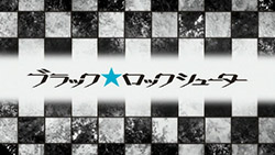 Black Rock Shooter   OP   01