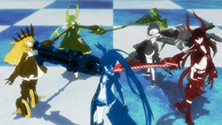Black Rock Shooter   OP   08