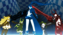 Black Rock Shooter   OP1.5   08