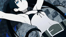 Black Rock Shooter   OVA   01