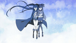 Black Rock Shooter   OVA   82