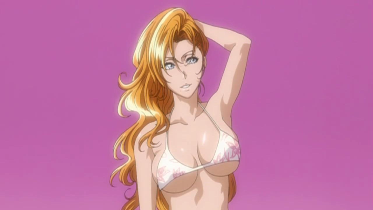 Anime Cute Girl Bikini 81