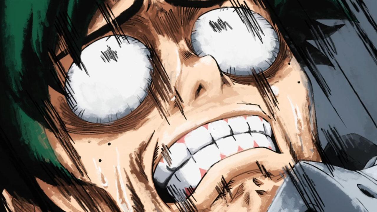 Boku no Hero Academia - 52 | Random Curiosity
