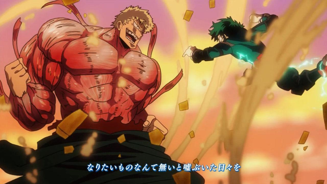 By B Hints || Boku No Hero Academia Season 3 Episode 45