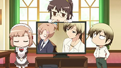 Boku wa Tomodachi ga Sukunai NEXT   04   Preview 01